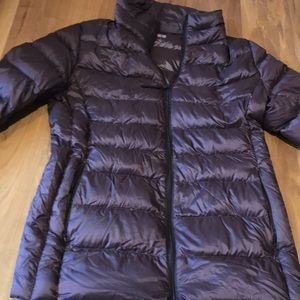 Size S Uniqlo Puffer for Women! W/ Bag